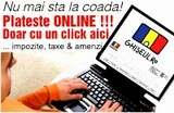 plateste online taxe impozite si amenzi